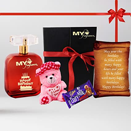 My Fragrance Combo Perfume On Birthday Gifts