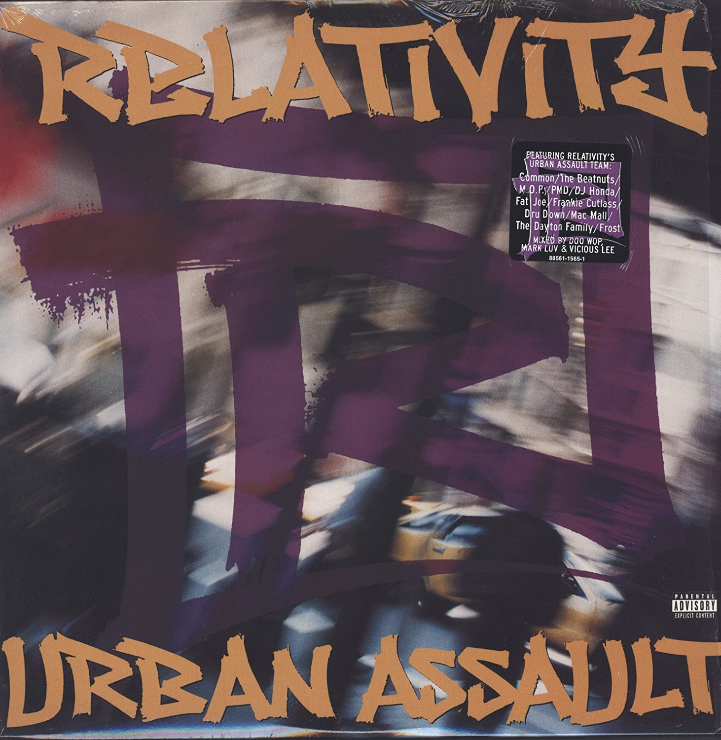 Relativity Urban AssaultExplicit Lyrics