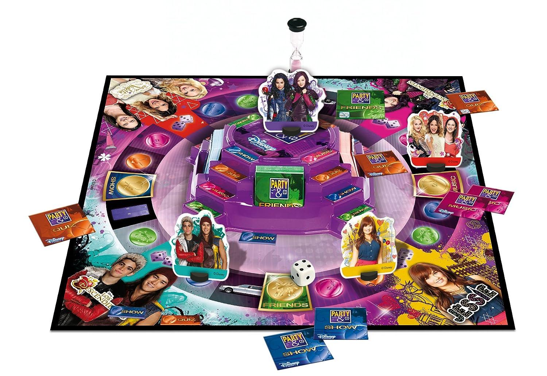 Diset Disney - Party & Co 3.0, juego de mesa 46503: Amazon.es: Juguetes y juegos