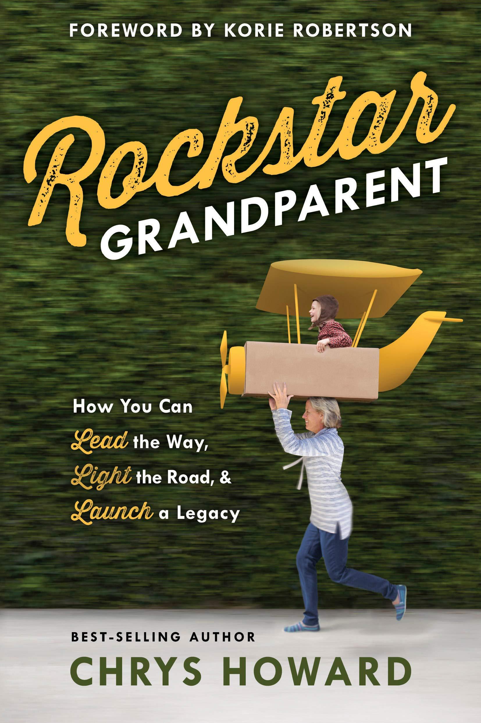 Rockstar Grandparent Light Launch Legacy product image