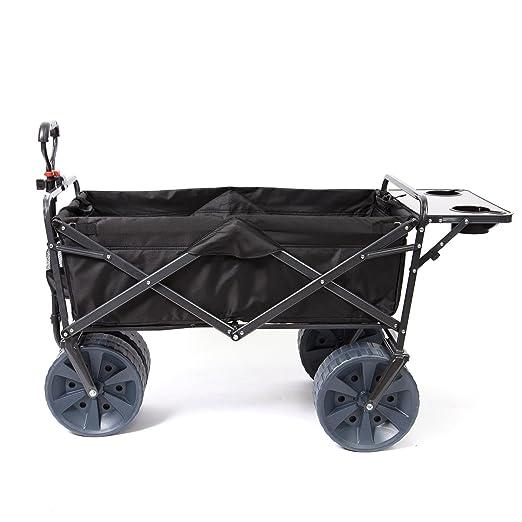 Amazon.com: Carro de playa Mac Sports plegable, para todo ...