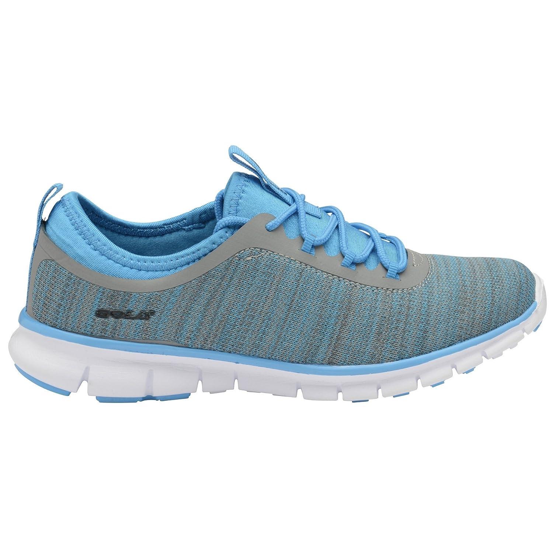 Gola Damen Outdoor Lovana Outdoor Damen Fitnessschuhe, blau Marineblau/Pink 121012