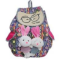 Todays Collection Women's Backpack Handbag(Multicolor,Bag-546)