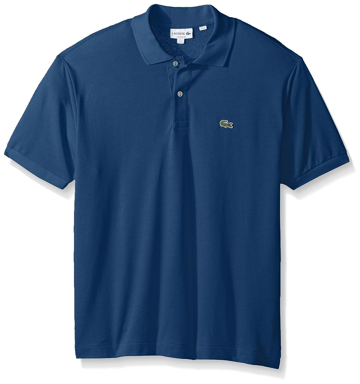 Lacoste ラコステMen's L-1212,半袖 鹿の子 ポロシャツ(並行輸入品) B01MAZJ26L Small|Avon Avon Small
