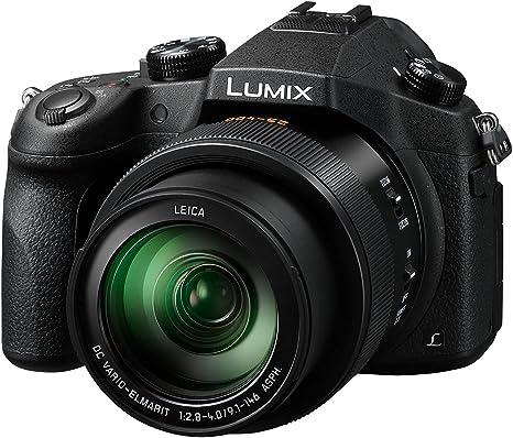 Panasonic Lumix videocámara 3 (7,6 cm) 20,9 Mpx, Zoom óptico 16 x ...