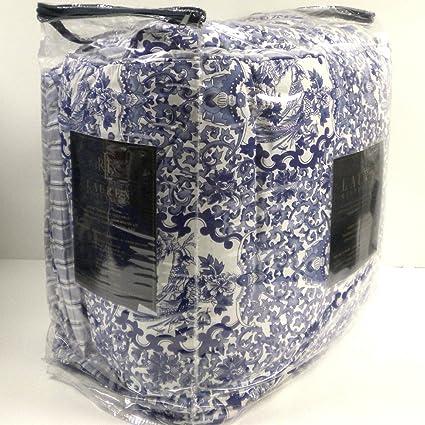 ralph lauren comforter sets Amazon.com: Ralph Lauren Tamarind Porcelain Blue Comforter Set  ralph lauren comforter sets