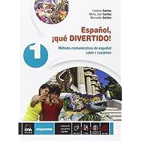Español, ¡que divertido! Libro del alumno y cuaderno. Per la Scuola media. Con e-book. Con espansione online: 1