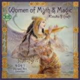 Women of Myth and Magic By Kinuko Y. Craft 2015 Wall