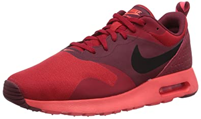 huge selection of f4aa5 605c8 Nike Air Max Tavas, Herren Laufschuhe, Rot (Unvrsty RedBlk-Gym