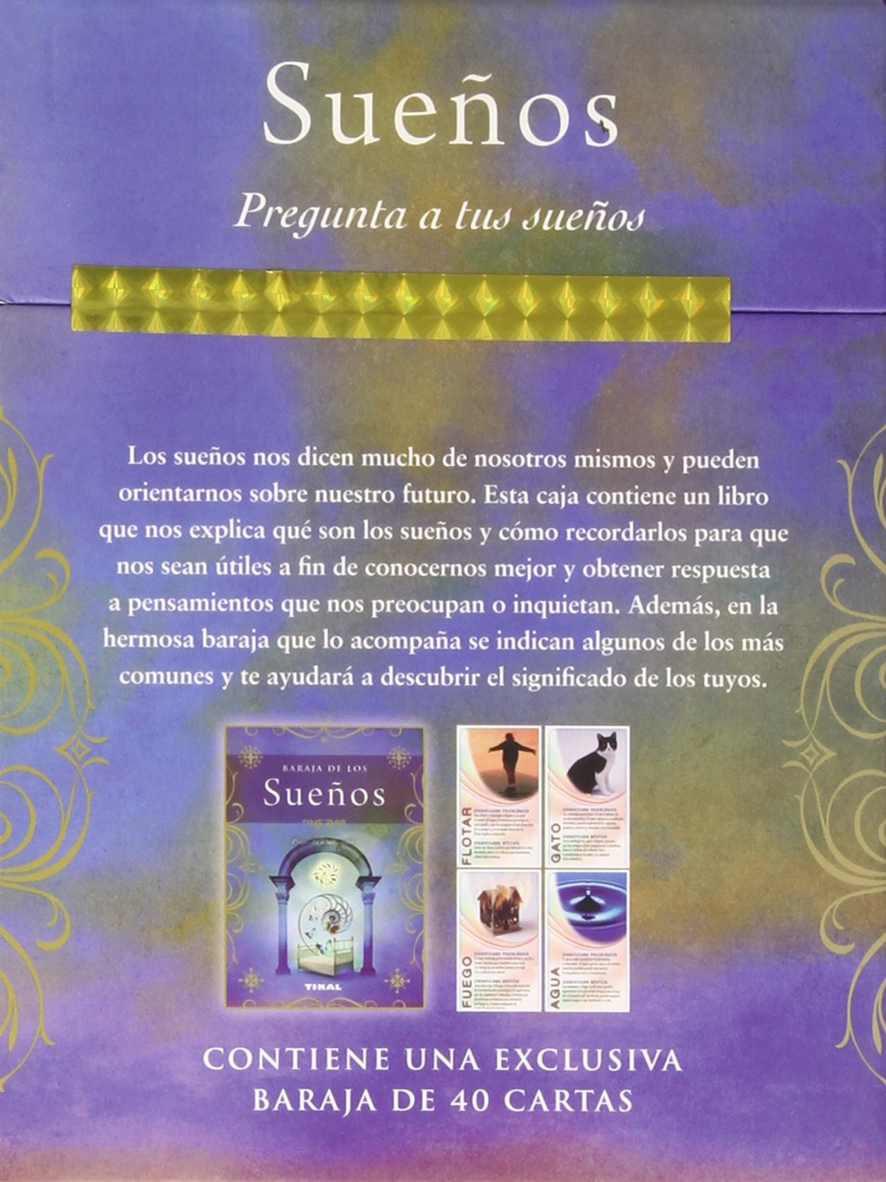 PREGUNTA A TUS SUEÑOS (ESTUCHE): TIKAL: 9788499282879: Amazon.com: Books