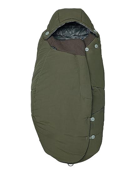 Bébé Confort 7923 8980 - Saco de abrigo para silla de paseo, color marrón