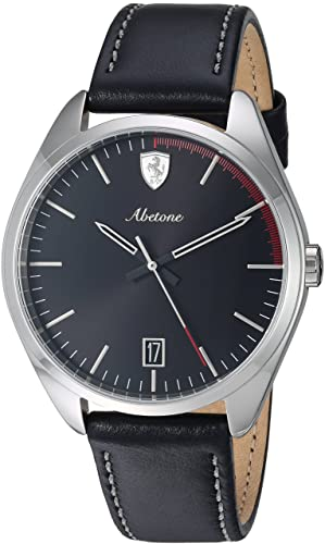 Ferrari Abetone Scuderia Ferrari De los Hombres Reloj 0830501: Amazon.es: Relojes
