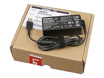Lenovo Cargador 45 vatios Original para la série ThinkPad ...