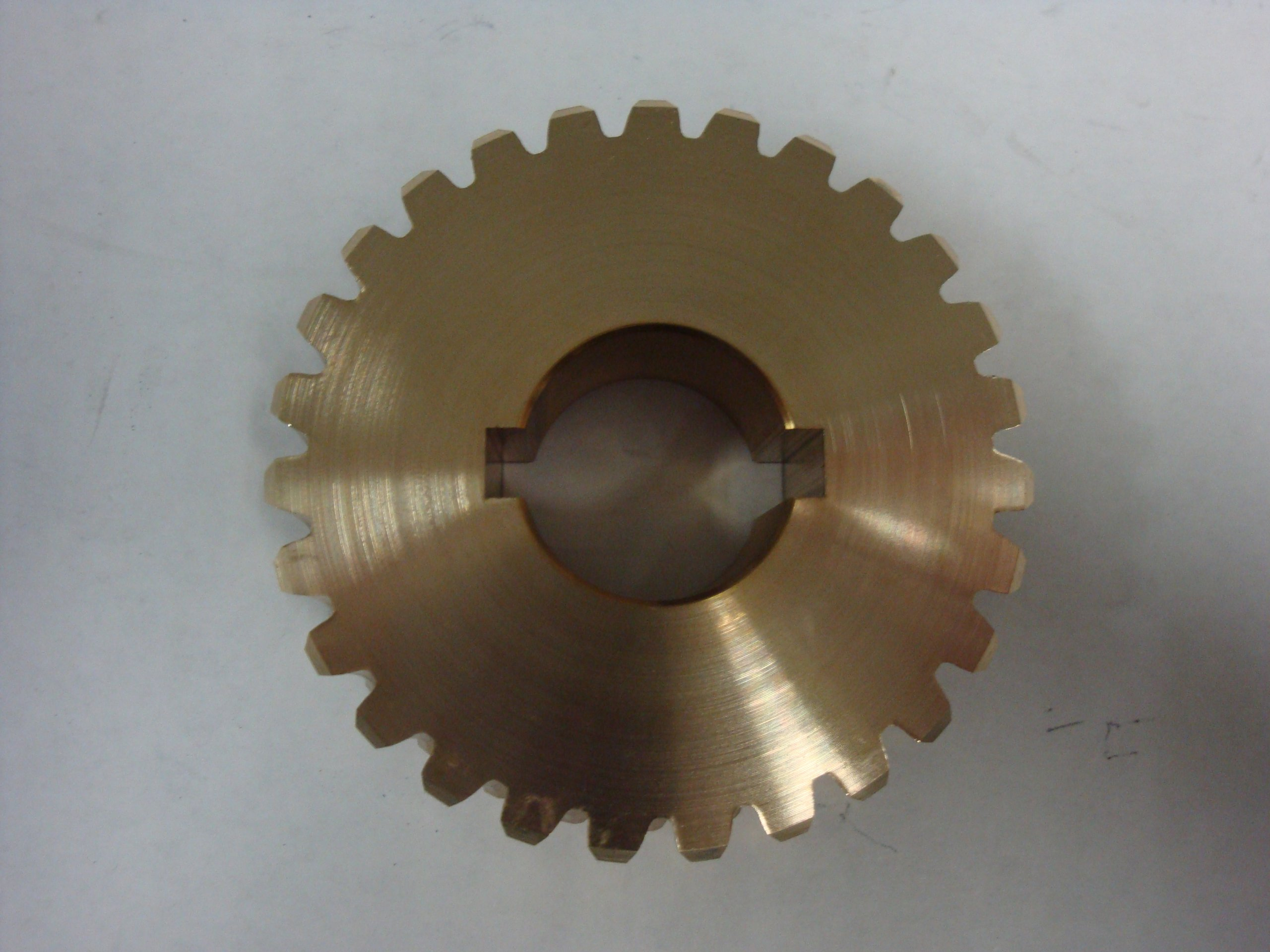 5-7180 Toro 27 Tooth Worm Gear by Toro
