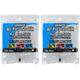 "[2-PACK] - Fpc All Purpose Stik Mini Glue Sticks-.28"" X 4"" 50/Pkg"