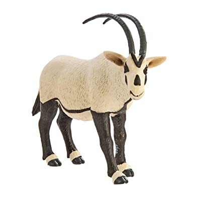 Safari Ltd. Wild Safari Wildlife Arabian Oryx: Toys & Games