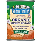 Nummy Tum Tum Pure Sweet Potato For Pets, 15-Ounce Cans