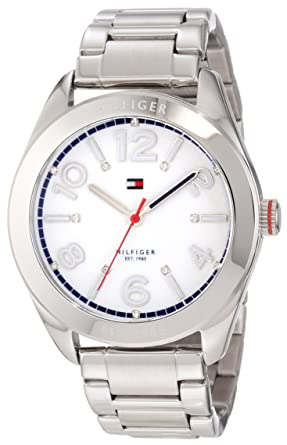 Tommy Hilfiger Womens 1781259 Sport Stainless Steel Bracelet Watch