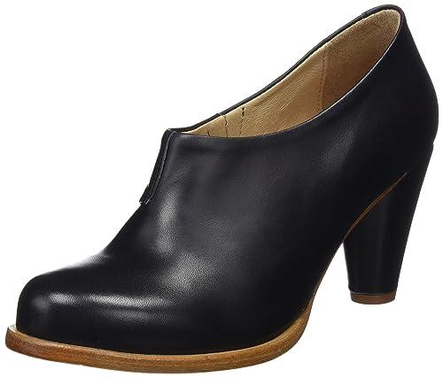 Womens S933 Restored Skin Ebony/Beba Closed Toe Heels Neosens XjlSA6rpn
