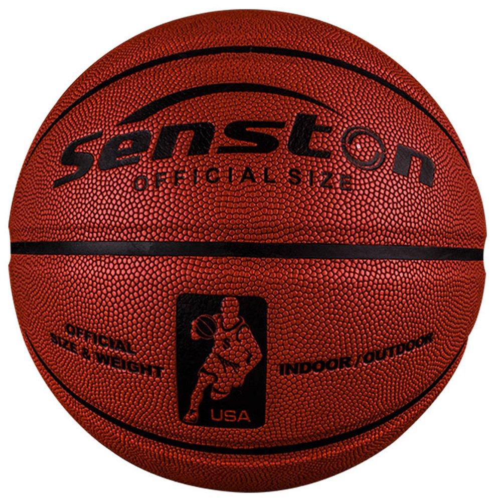 senston Balon de Baloncesto Outdoor Pelota de Baloncesto Balones Baloncesto para Adulto,tamaño 7