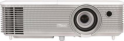 Optoma X355 Video - Proyector (3500 lúmenes ANSI, DLP, XGA (1024x768), 22000:1, 4:3, 777,2 - 7647,9 mm (30.6 - 301.1