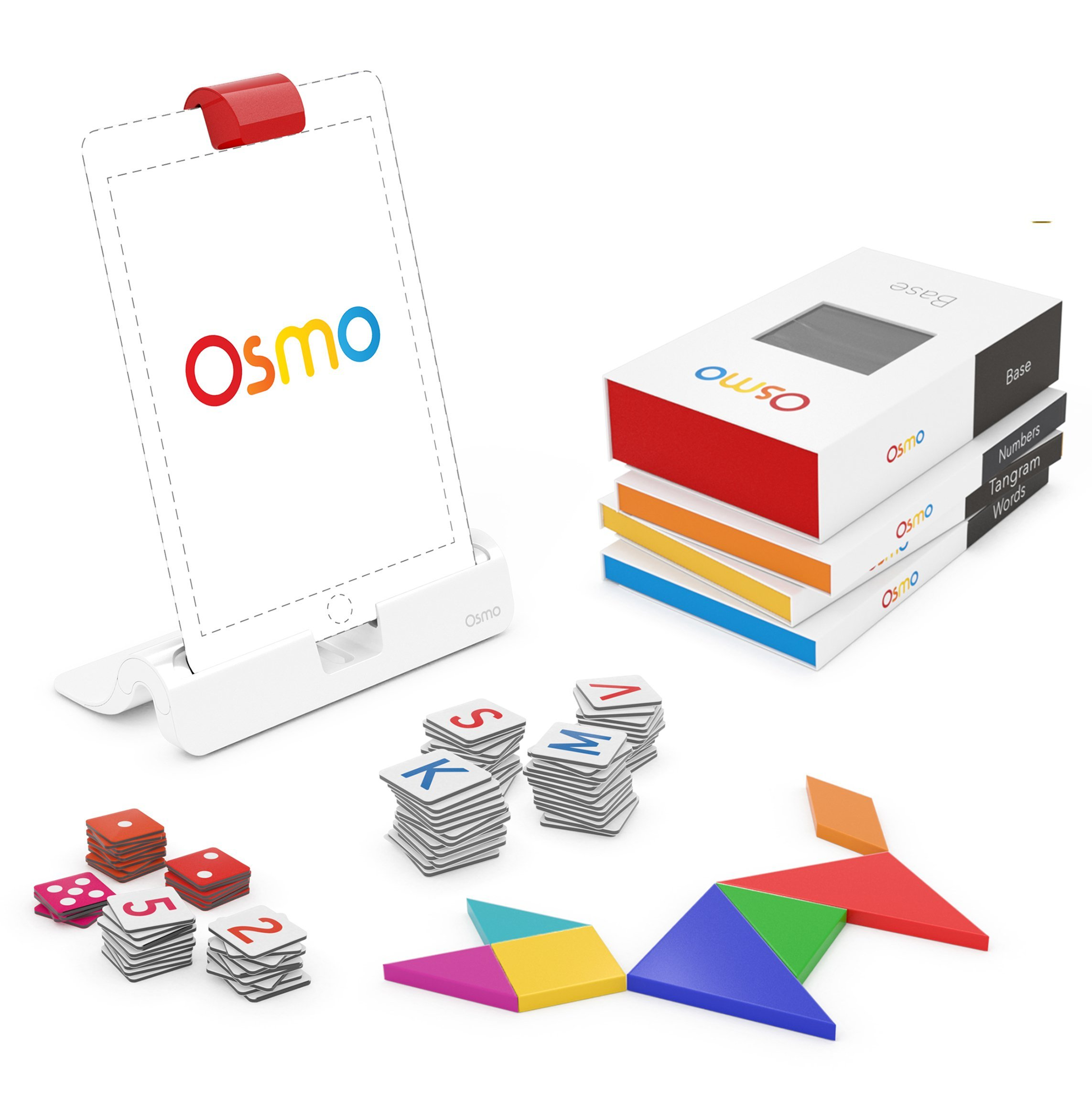 Osmo Genius Kit (Newer version available) (Renewed) by Osmo