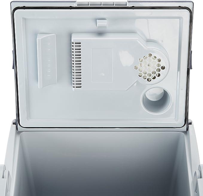 AmazonBasics - Nevera termoeléctrica, 26 litros, calor/frío, 230 V ...