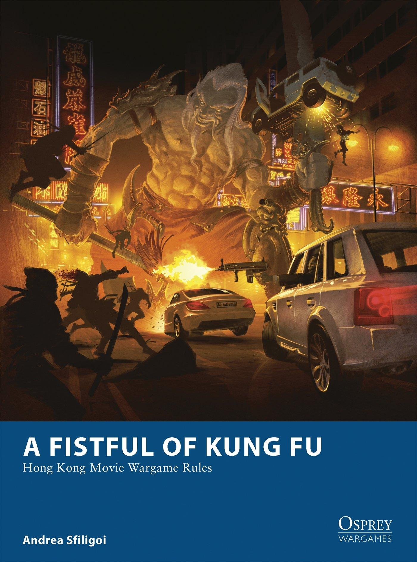 Image du jeu A Fistful of Kung-fu & blablatage