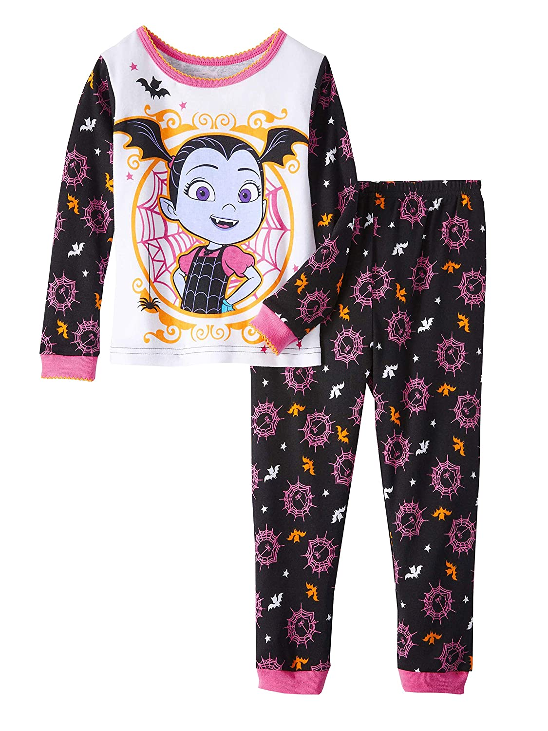 Disney Vampirina Little Girls Toddler Halloween Pajama Set