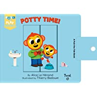 Potty Time!: A Pull-The-Tab Book: 3