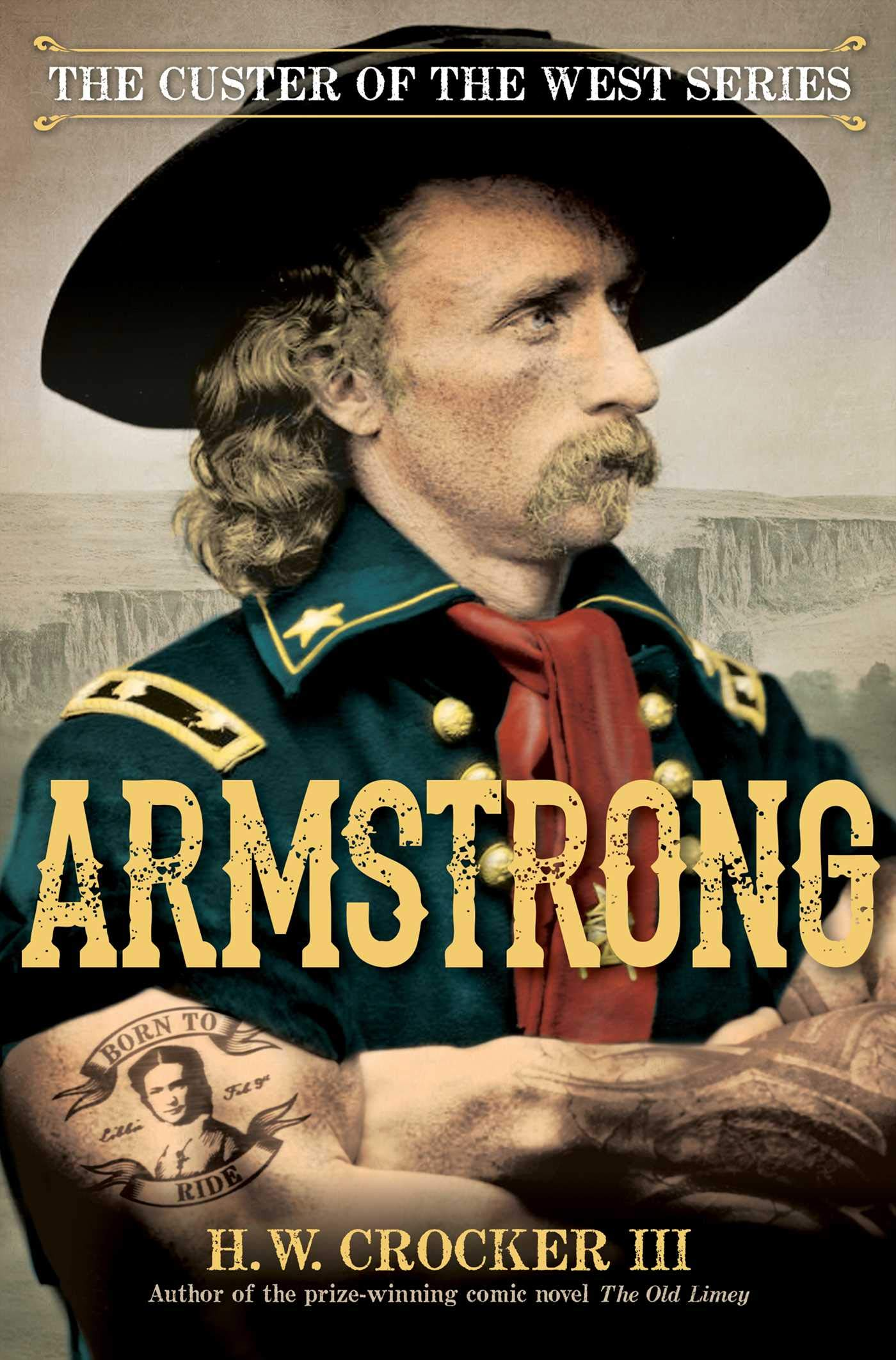 Armstrong (The Custer of the West) pdf
