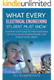 What Every Electrical Engineering Student Must know: Find Your Area of Focus, Build Your Network, and Design Your Career