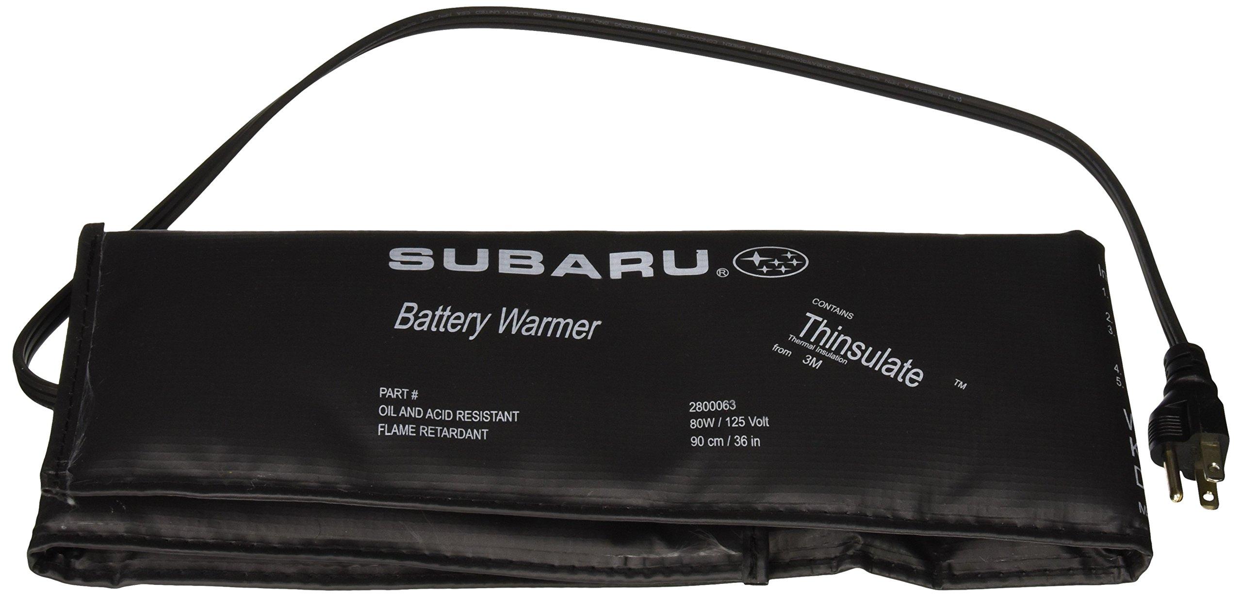 Genuine Subaru J6010FS000 Battery Warmer by SUBARU