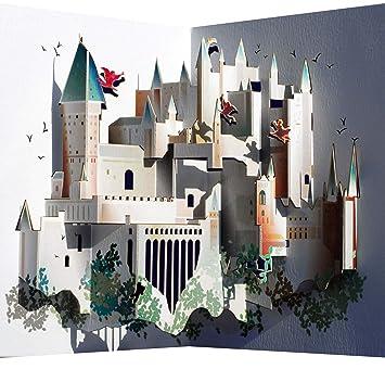 Amazon.com: Experimenta la magia del castillo de Hogwarts de ...
