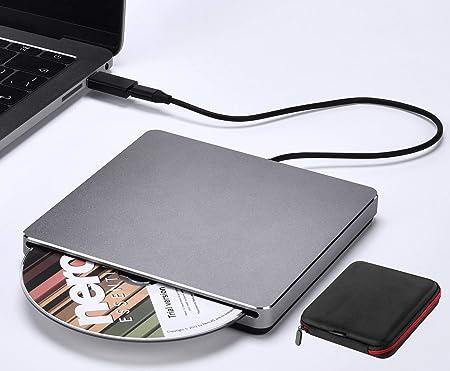 USB 2.0 External CD//DVD Drive for Compaq presario v6109eu