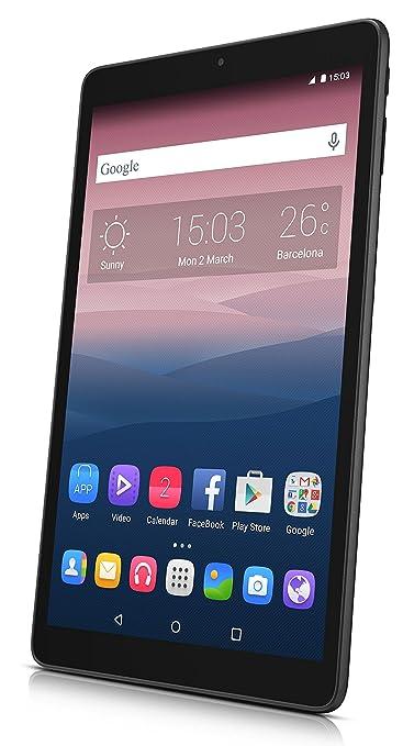 """106 opinioni per Alcatel One Touch Pixi3 Tablet, Display IPS TFT da 10"""", Risoluzione 1280x800,"""