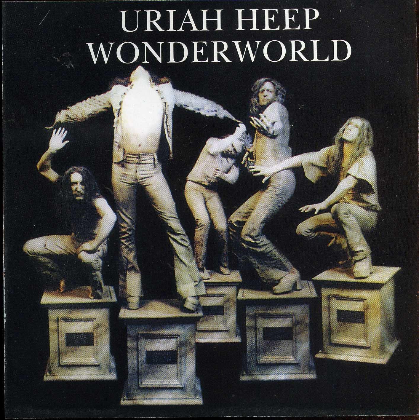 Uriah Heep Wonderworld Import Amazon Com Music