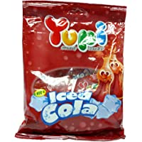 Yupi Iced Cola Gummy Candy, Cola, 120 g