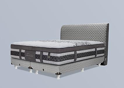 Spring cama de Air con somier Valerie 200 x 200 cm: Amazon.es ...