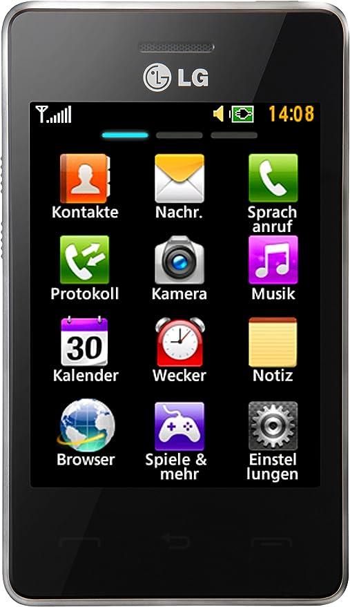 LG T385 - Móvil libre (pantalla táctil de 3,2