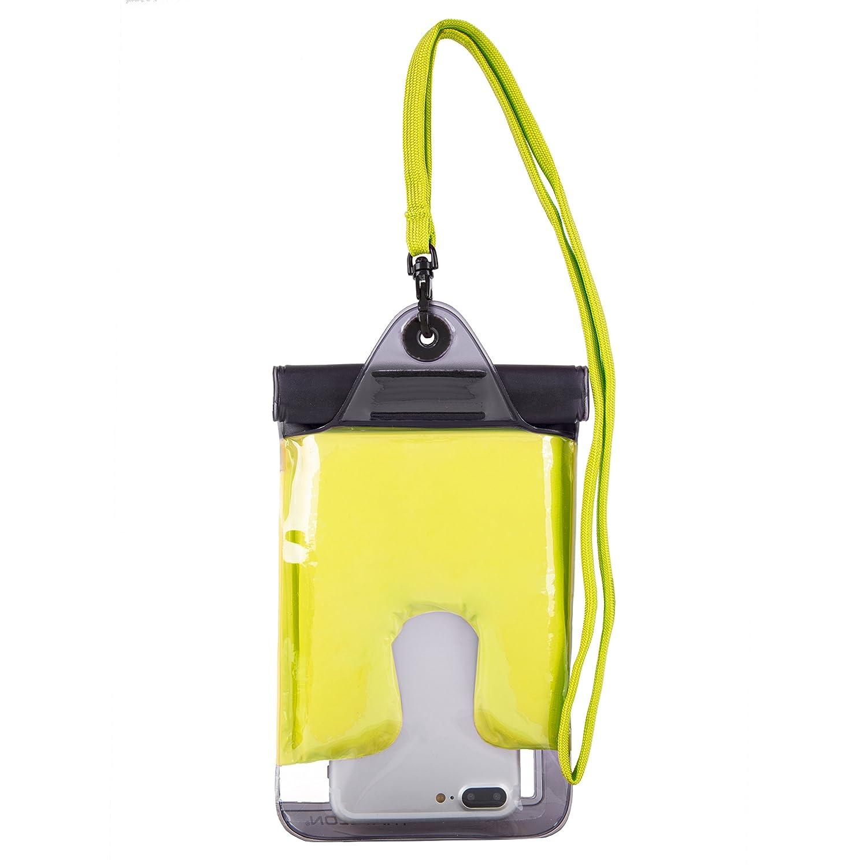 fd6dd7d247b5 Amazon.com  Travelon Floating Waterproof Smart Phone Digital Camera Pouch