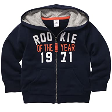 e9cc161b48d6 Amazon.com  Carter s Baby Boys  Fleece Hoodie  Clothing