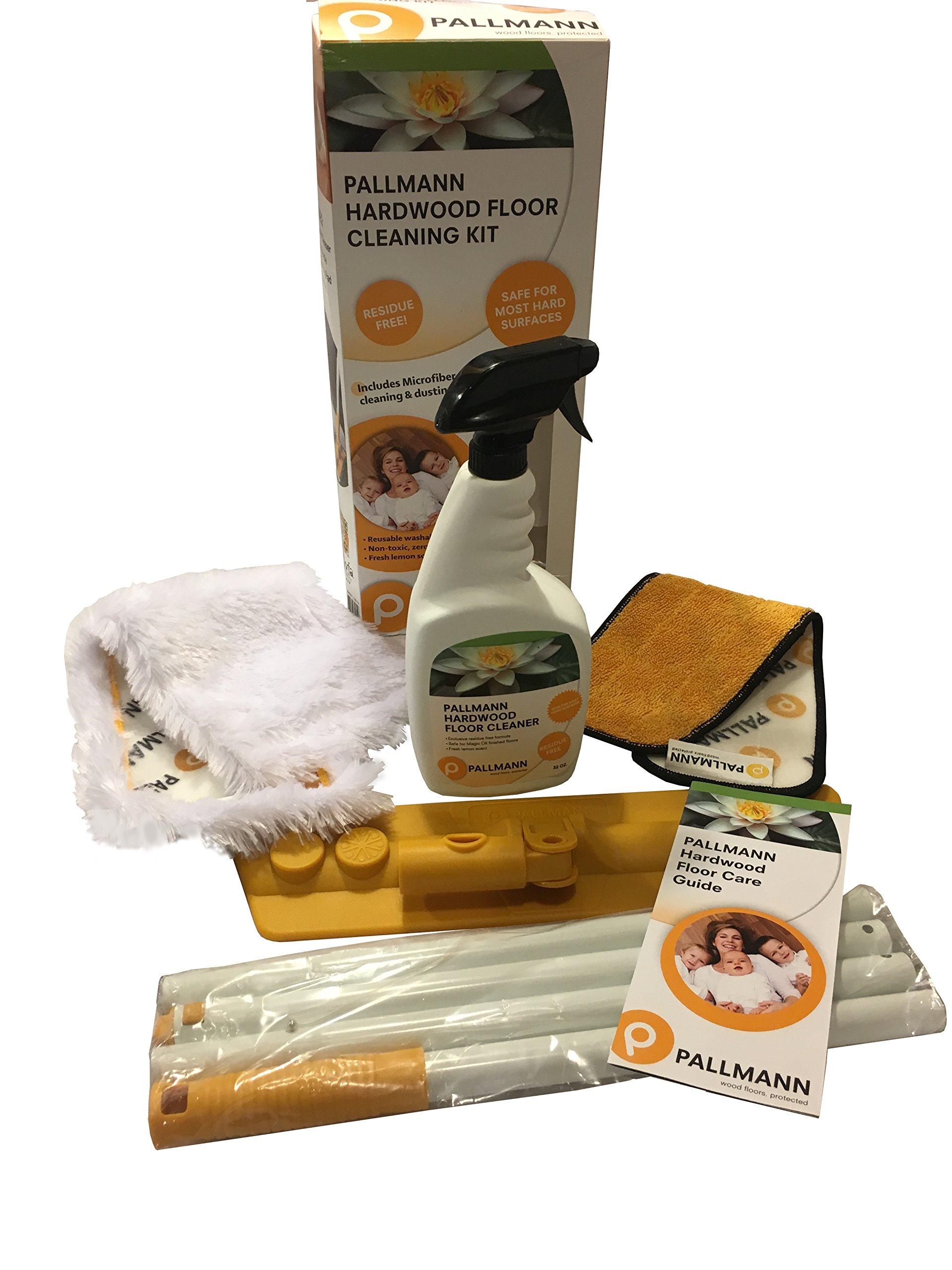 Pallmann Wood Floor Cleaning Kit