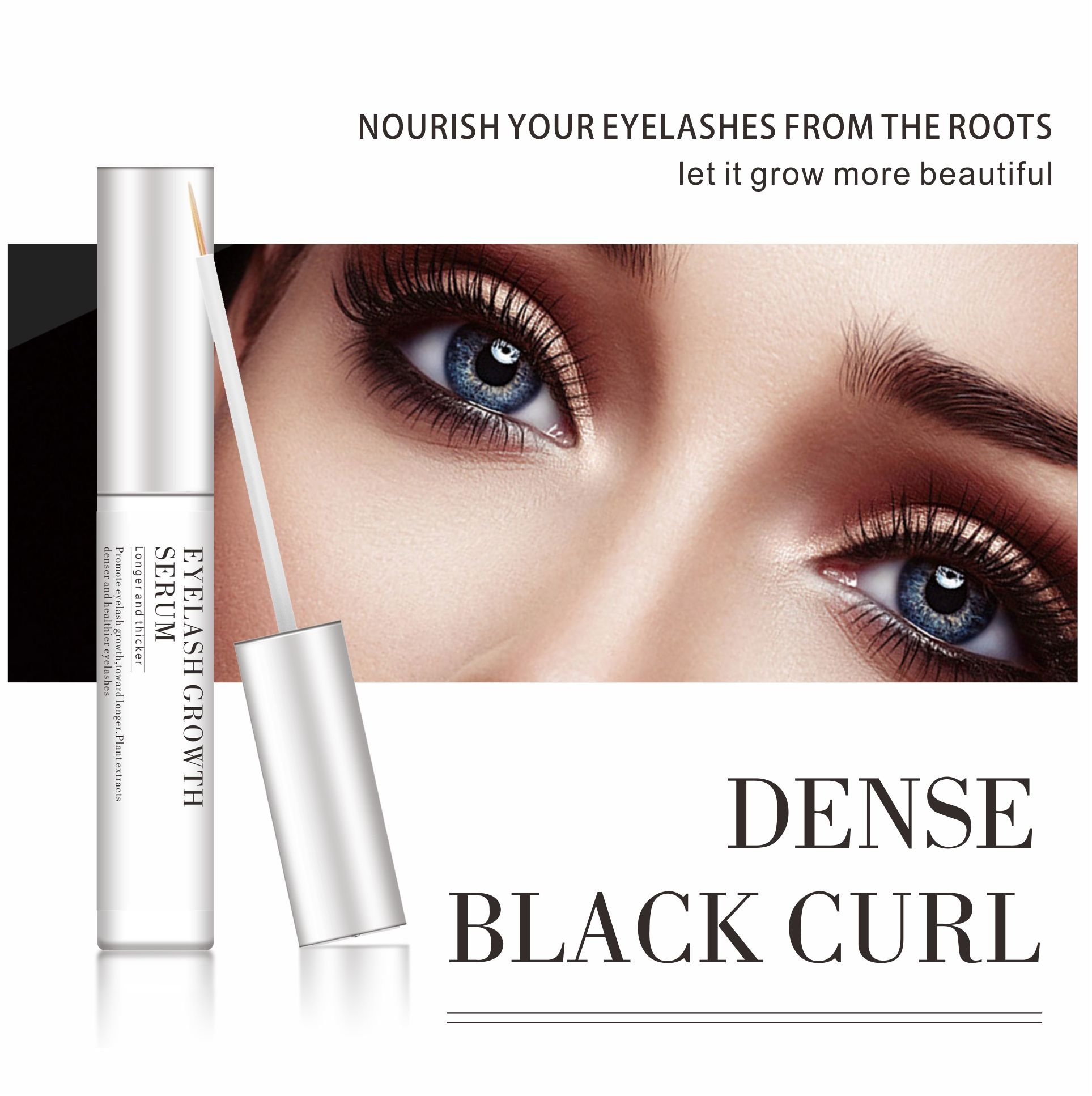 Eyelash Growth Enhancer Treatment Serum by Nicety (Image #5)