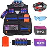 Taktisch Weste Jacke Kit für Nerf N-Strike Elite Battle
