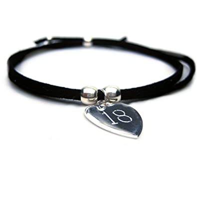 etc happy bracelet for asp sister auntie jewels p birthday cord girls black