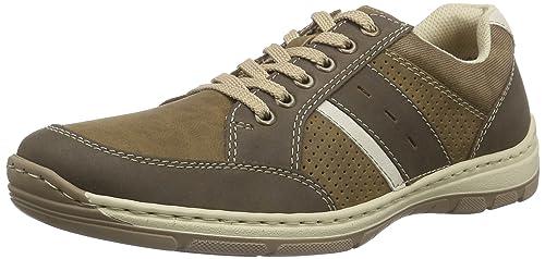 Rieker 15215 Lace-up-Men - Zapatos de Vestir Hombre: Amazon.es: Zapatos y complementos