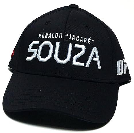 903f9d31 Amazon.com : Reebok UFC MMA Ronaldo Jacare Souza Brazil Fighter ...