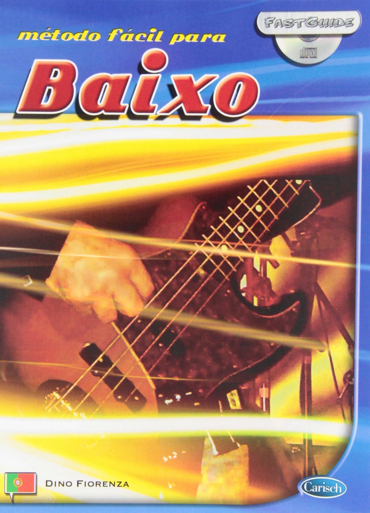 Fast Guide: Baixo Eléctrico Português Fast guide Portuguese: Amazon.es: Dino Fiorenza, Bass: Libros en idiomas extranjeros