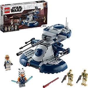 LEGO 75283 Star Wars Tanque Blindado de Asalto (AAT™) Set de Juguete con Minifigura de Ahsoka Tano